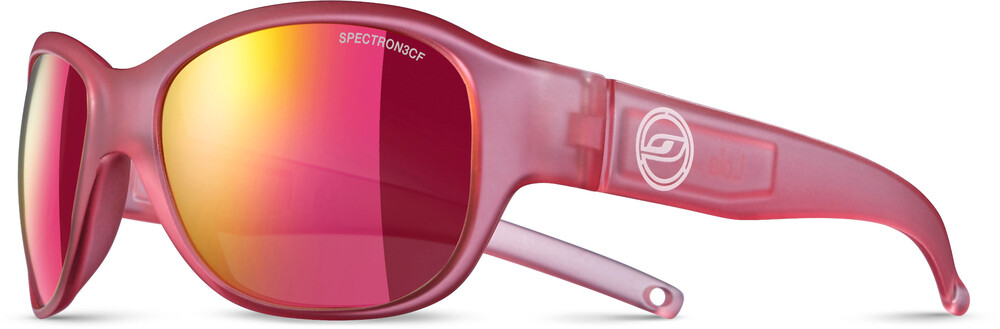 Julbo Lola Spectron 3CF Sunglasses Junior 6-10Y Matt Translucent Purple-Multilayer Pink 2018 Sonnenbrillen G6PzRCaN